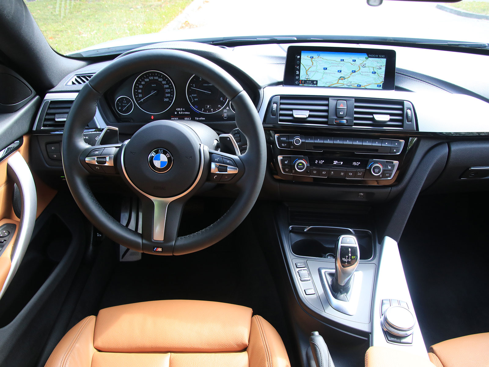Bmw 420d Xdrive Gran Coupe Testbericht Autoguru At