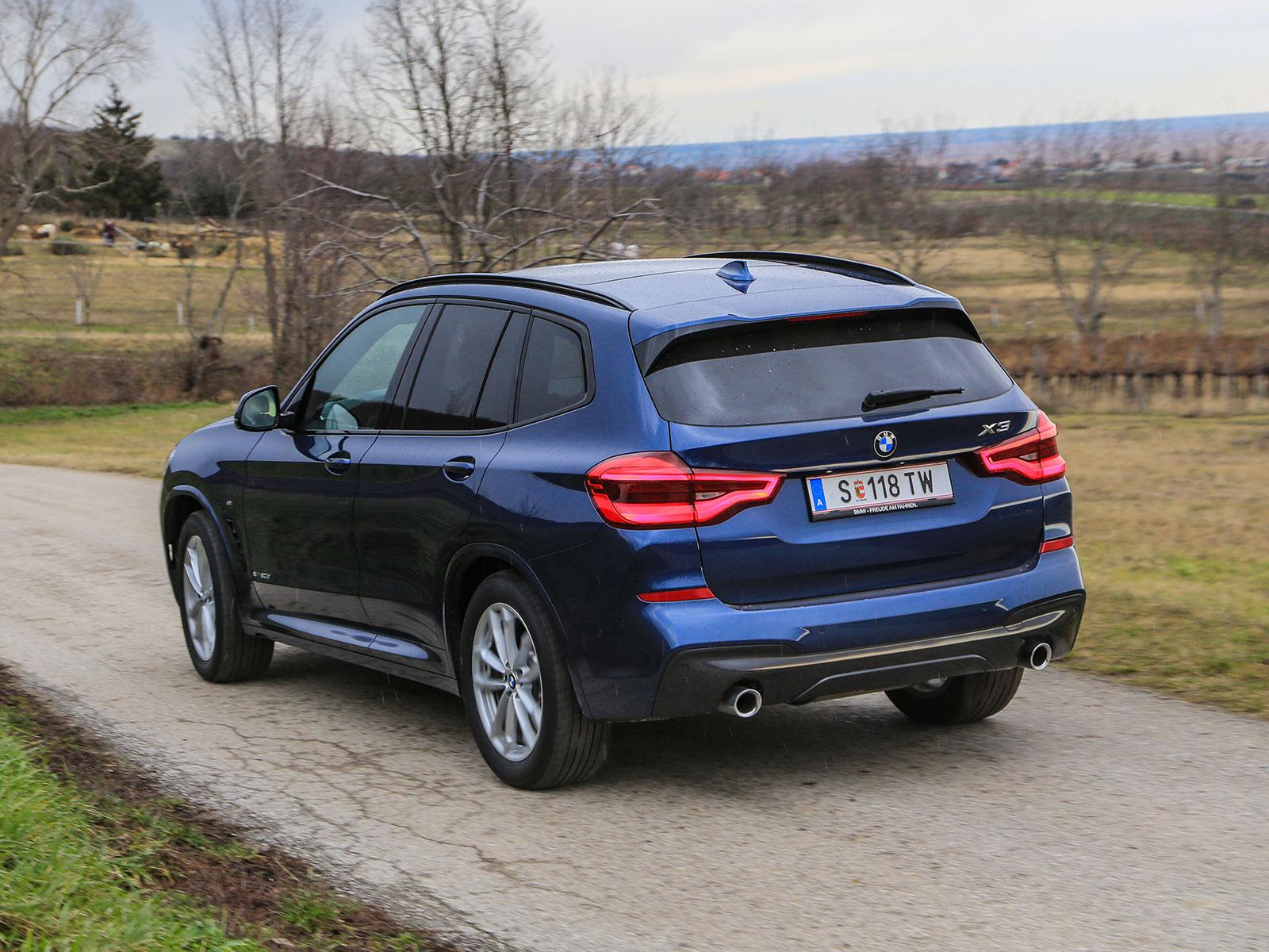 BMW X3 xDrive 20d – Testbericht – AutoGuru