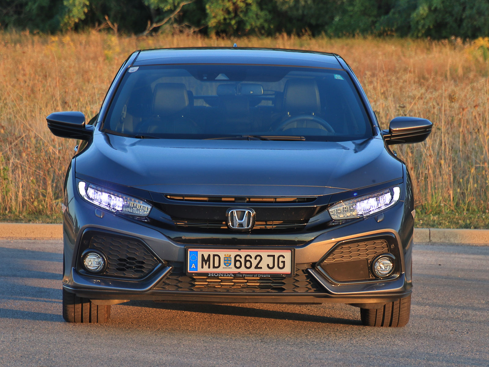 Honda Civic 10 Vtec Turbo Cvt Executive Testbericht Autoguruat