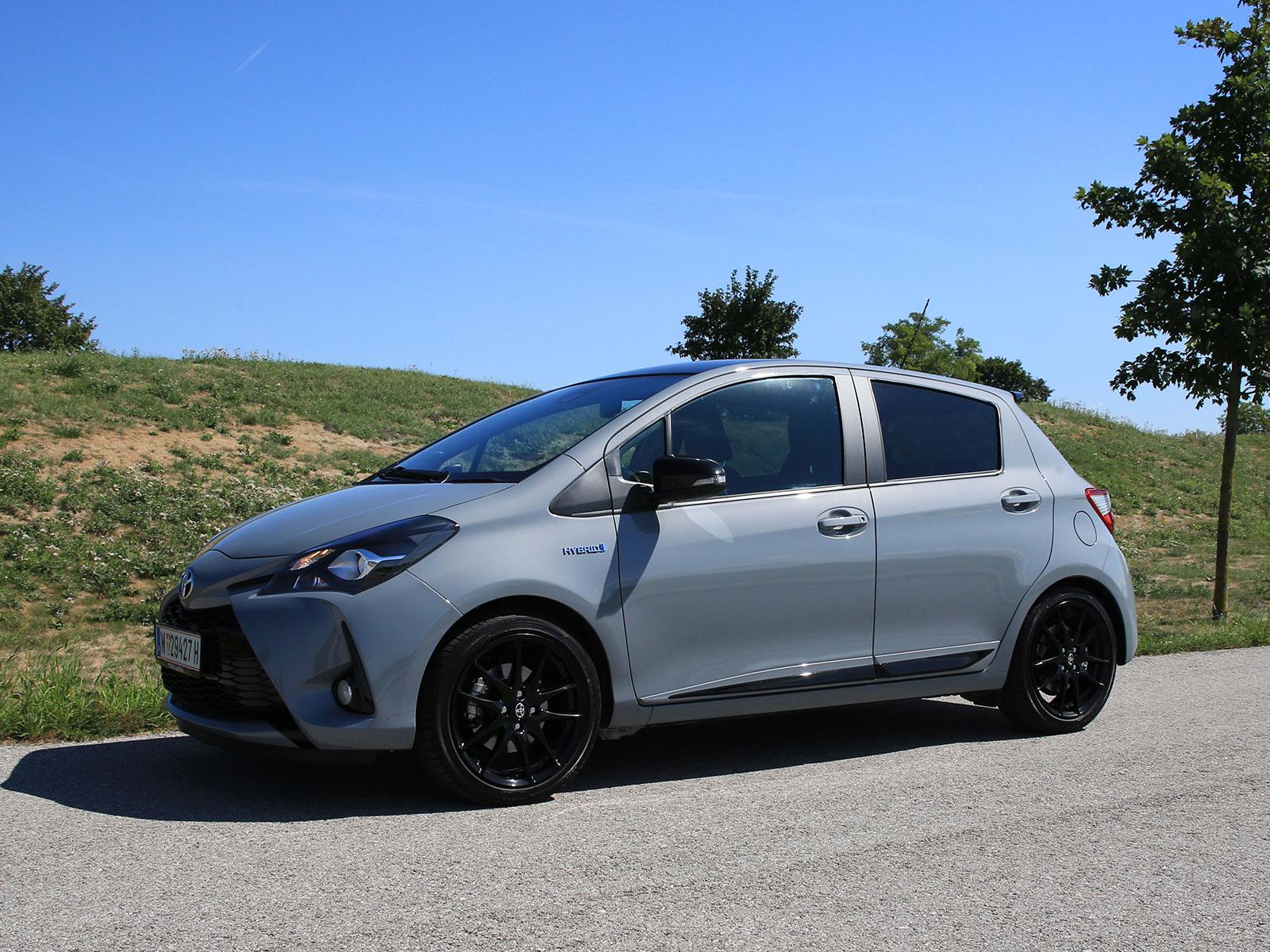 Toyota Yaris 1,5 VVT-i Hybrid GR-S (c) Stefan Gruber