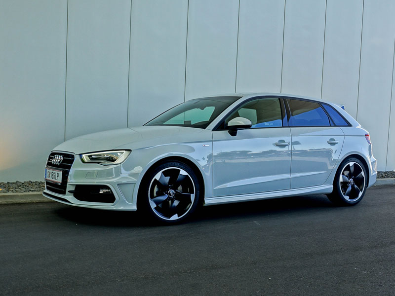 audi a3 sportback 2 0 tdi sport quattro testbericht. Black Bedroom Furniture Sets. Home Design Ideas