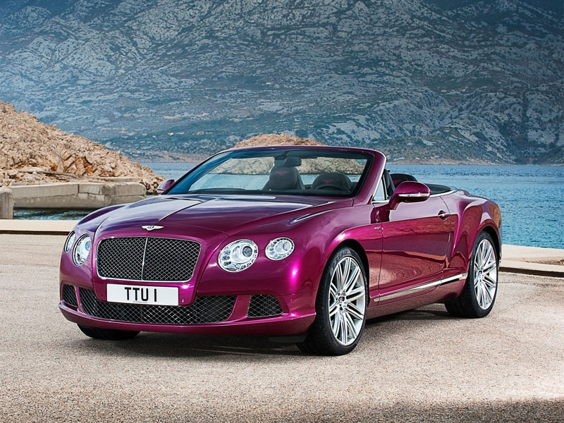 Фото Bentley Continental GTC Spe…