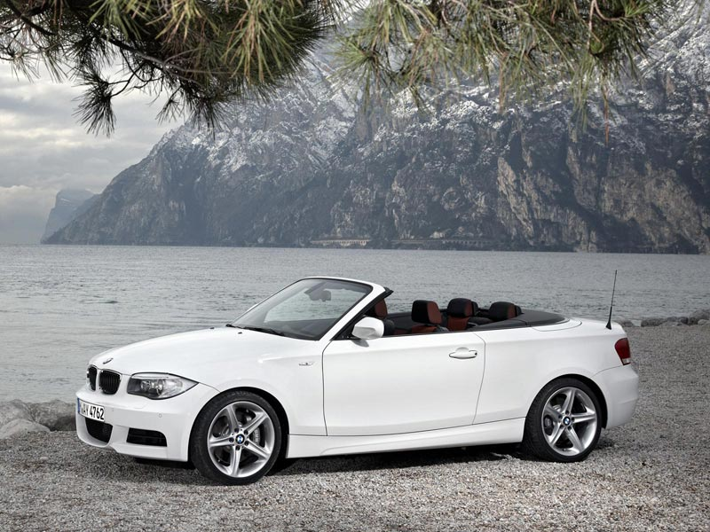 facelift f r bmw 1er cabrio und coupe. Black Bedroom Furniture Sets. Home Design Ideas