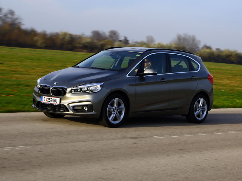 bmw 218d active tourer testbericht. Black Bedroom Furniture Sets. Home Design Ideas