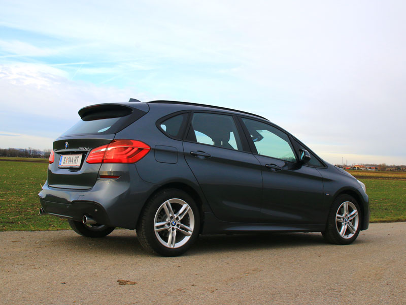 bmw 220d xdrive active tourer testbericht. Black Bedroom Furniture Sets. Home Design Ideas