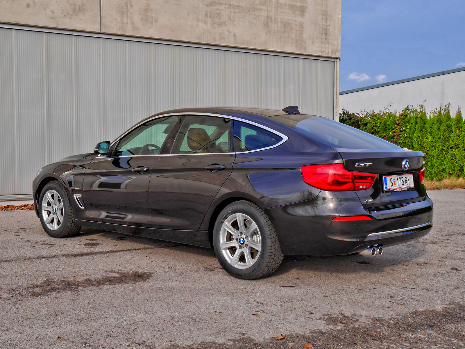 bmw 330d xdrive gran turismo testbericht. Black Bedroom Furniture Sets. Home Design Ideas
