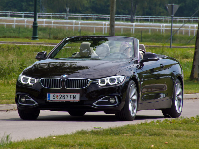 bmw 420d a cabrio testbericht. Black Bedroom Furniture Sets. Home Design Ideas