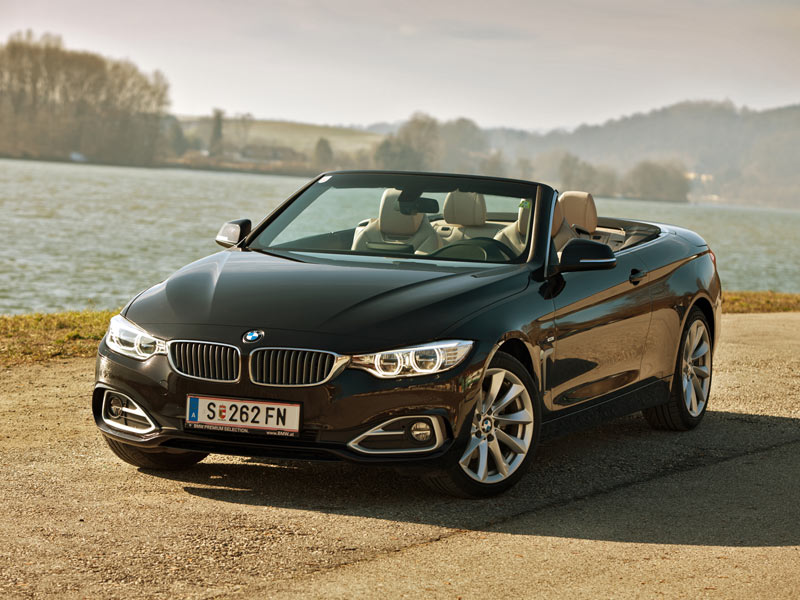 bmw 4er cabrio fahrbericht. Black Bedroom Furniture Sets. Home Design Ideas