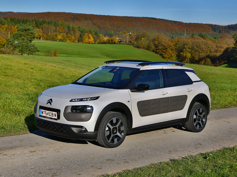 citroen c4 cactus e hdi 92 etg6 shine testbericht. Black Bedroom Furniture Sets. Home Design Ideas