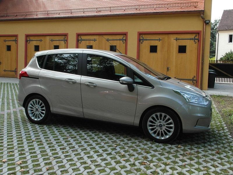 Ford B-Max – Fahrbericht – AutoGuru.at
