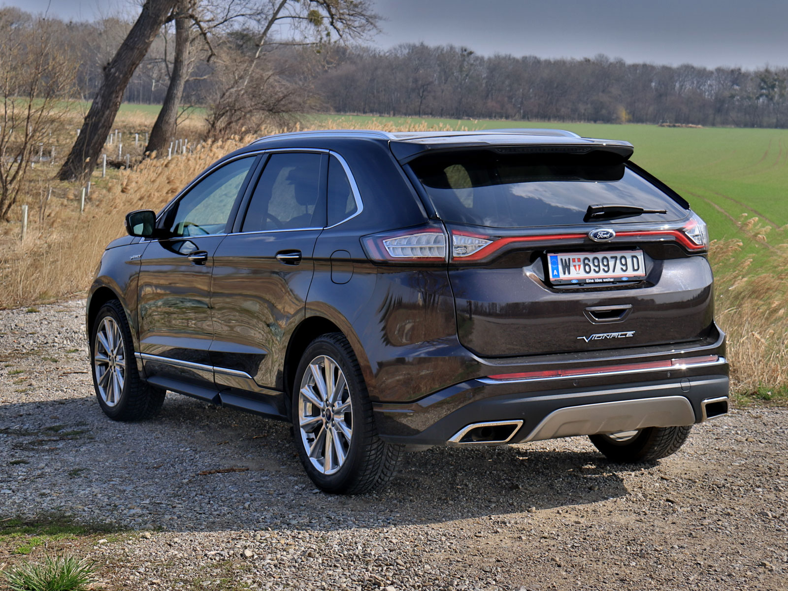 ford edge vignale 2 0 tdci 210 ps at awd testbericht. Black Bedroom Furniture Sets. Home Design Ideas