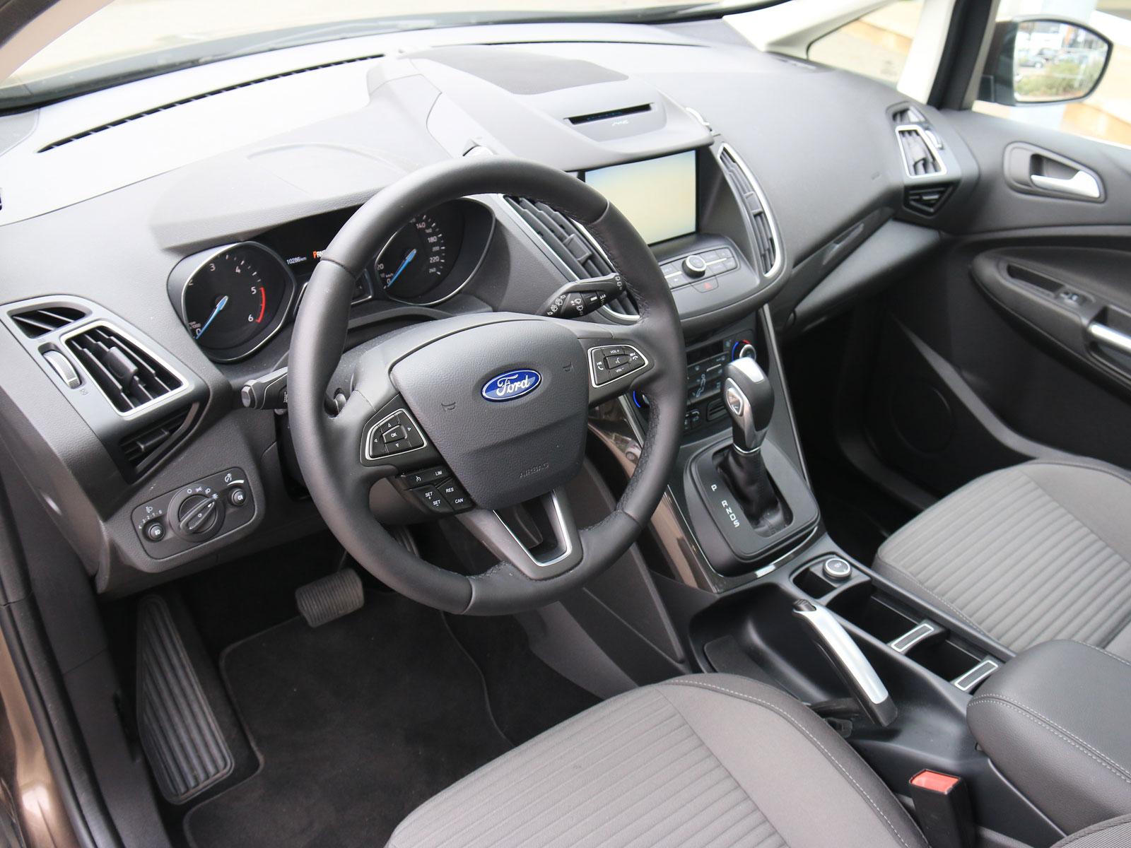 Ford Grand C Max 20 Tdci Titanium 170 Ps Aut Testbericht