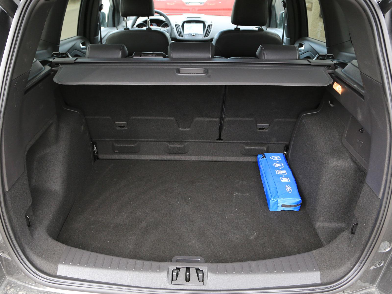 Image Result For Ford Kuga Kofferraumvolumen
