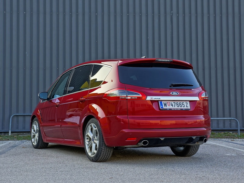 ford s max 2 0 ecoboost 240 ps at titanium s testbericht. Black Bedroom Furniture Sets. Home Design Ideas