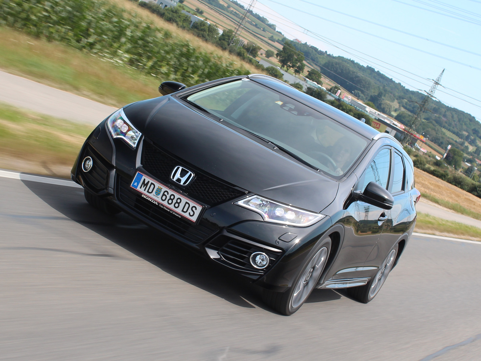 honda civic tourer 1 6 i dtec lifestyle black edition. Black Bedroom Furniture Sets. Home Design Ideas