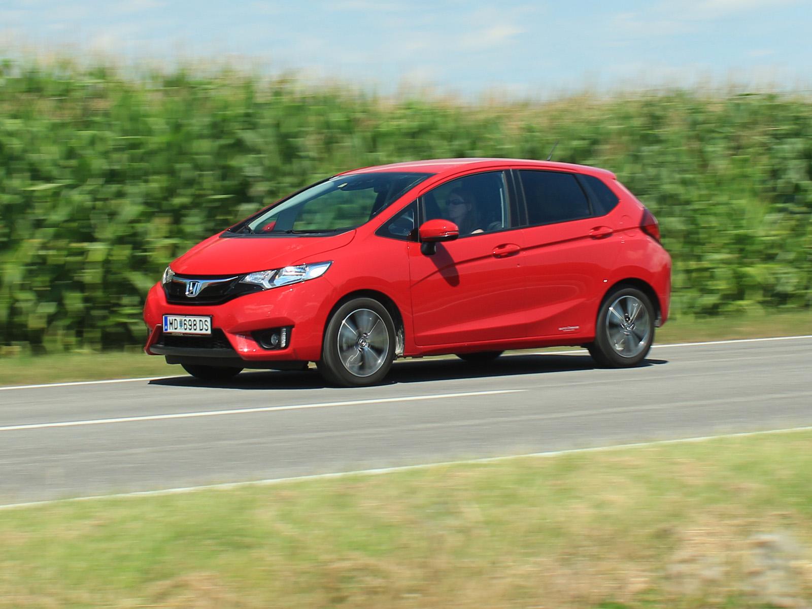 Honda Jazz 1.3 i-VTEC Elegance CVT – Testbericht – AutoGuru.at