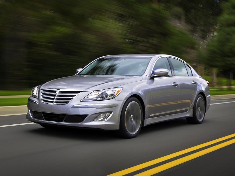 Hyundai Genesis Фото Hyundai…