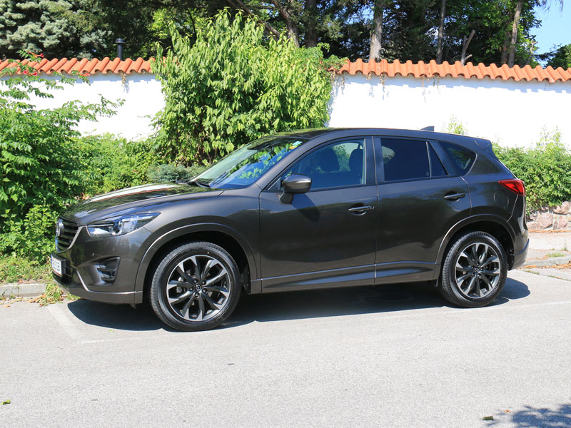 mazda cx 5 cd150 awd hannes arch edition testbericht. Black Bedroom Furniture Sets. Home Design Ideas