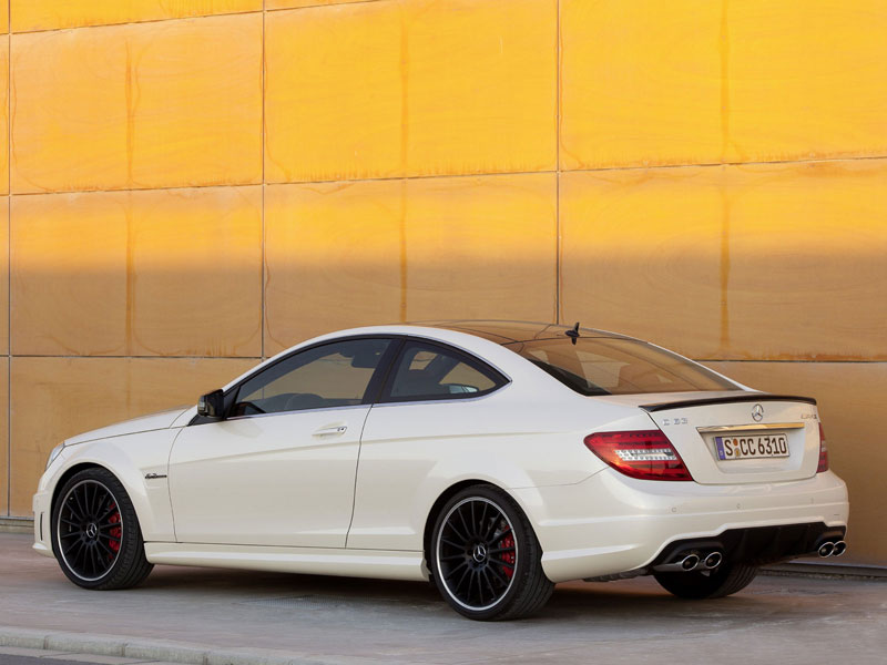 neu mercedes c 63 amg coupe. Black Bedroom Furniture Sets. Home Design Ideas