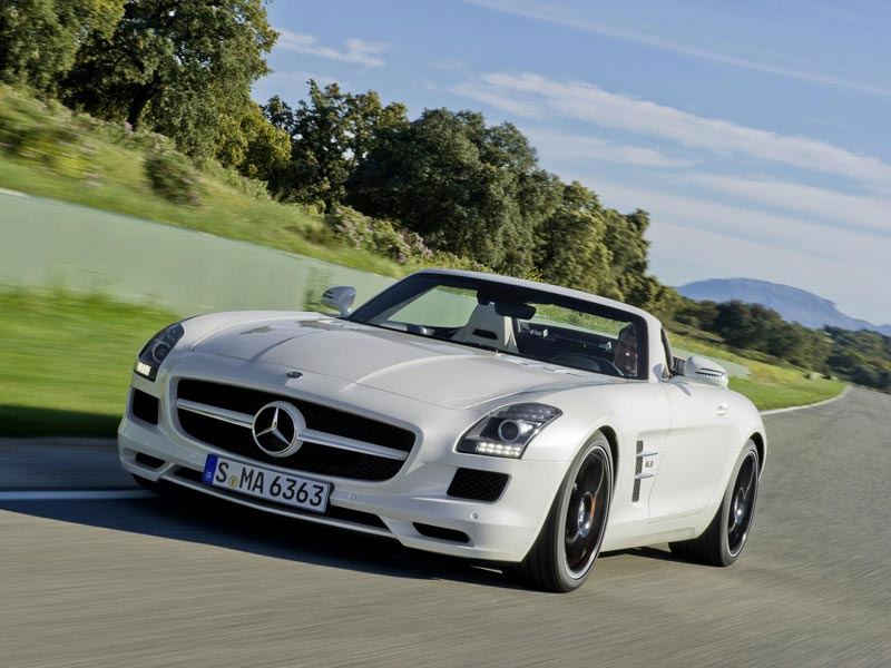 alle infos zum mercedes sls amg roadster. Black Bedroom Furniture Sets. Home Design Ideas