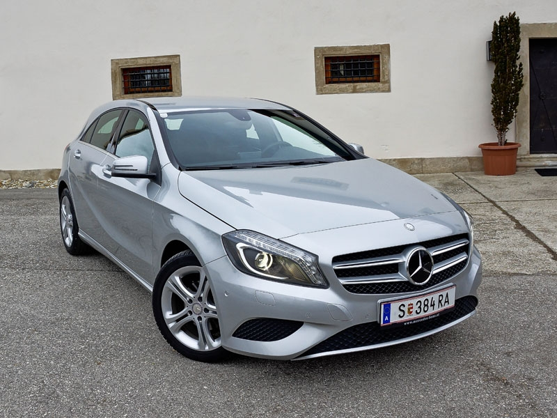 mercedes a180 cdi blueefficiency testbericht. Black Bedroom Furniture Sets. Home Design Ideas