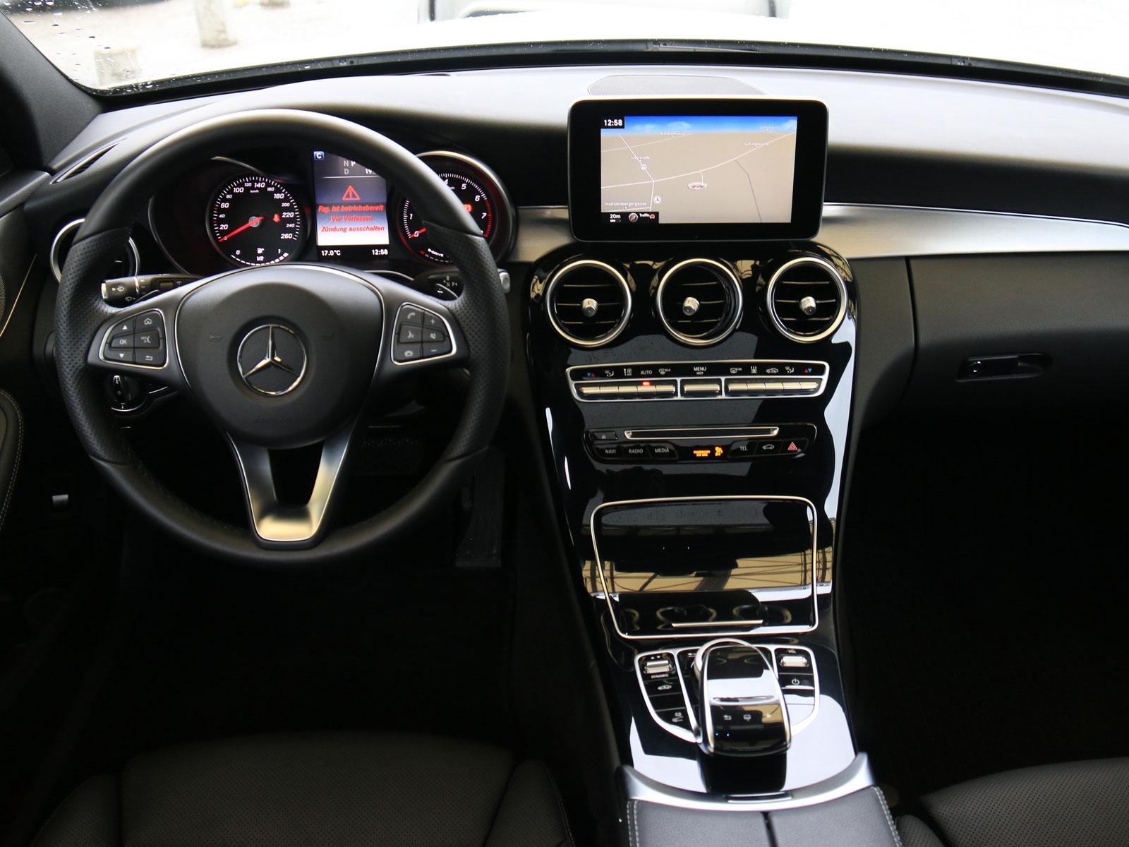 Mercedes C 350 E T Modell Testbericht Autoguruat