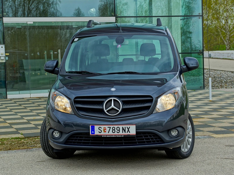 mercedes citan 109 cdi combi testbericht. Black Bedroom Furniture Sets. Home Design Ideas