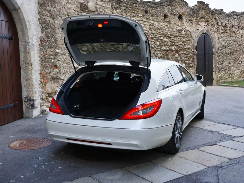 Mercedes Cls 350 Cdi 4matic Shooting Brake Testbericht