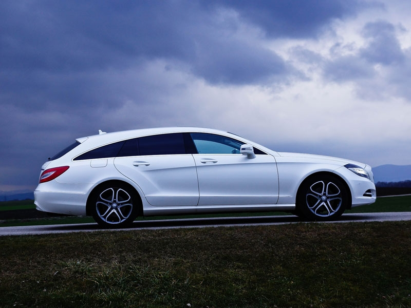 mercedes cls 350 cdi 4matic shooting brake testbericht. Black Bedroom Furniture Sets. Home Design Ideas