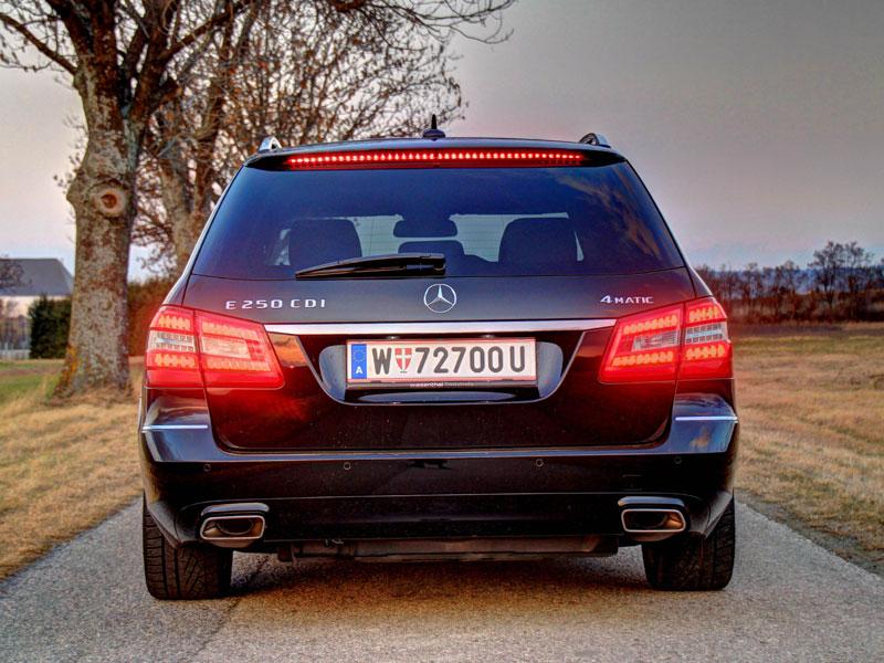 mercedes e250 cdi 4matic t-modell – testbericht – autoguru.at