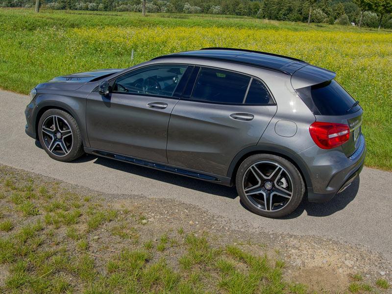 Mercedes Gla 220 Cdi 4matic Testbericht Autoguru At