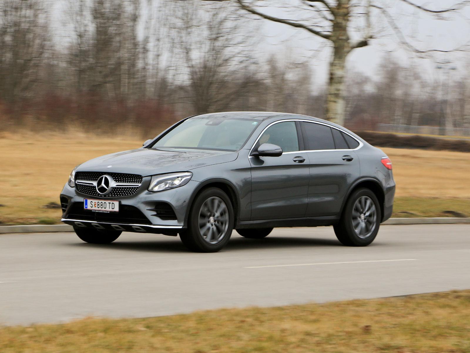 Mercedes Glc 220 D 4matic Coup 233 Testbericht Autoguru At