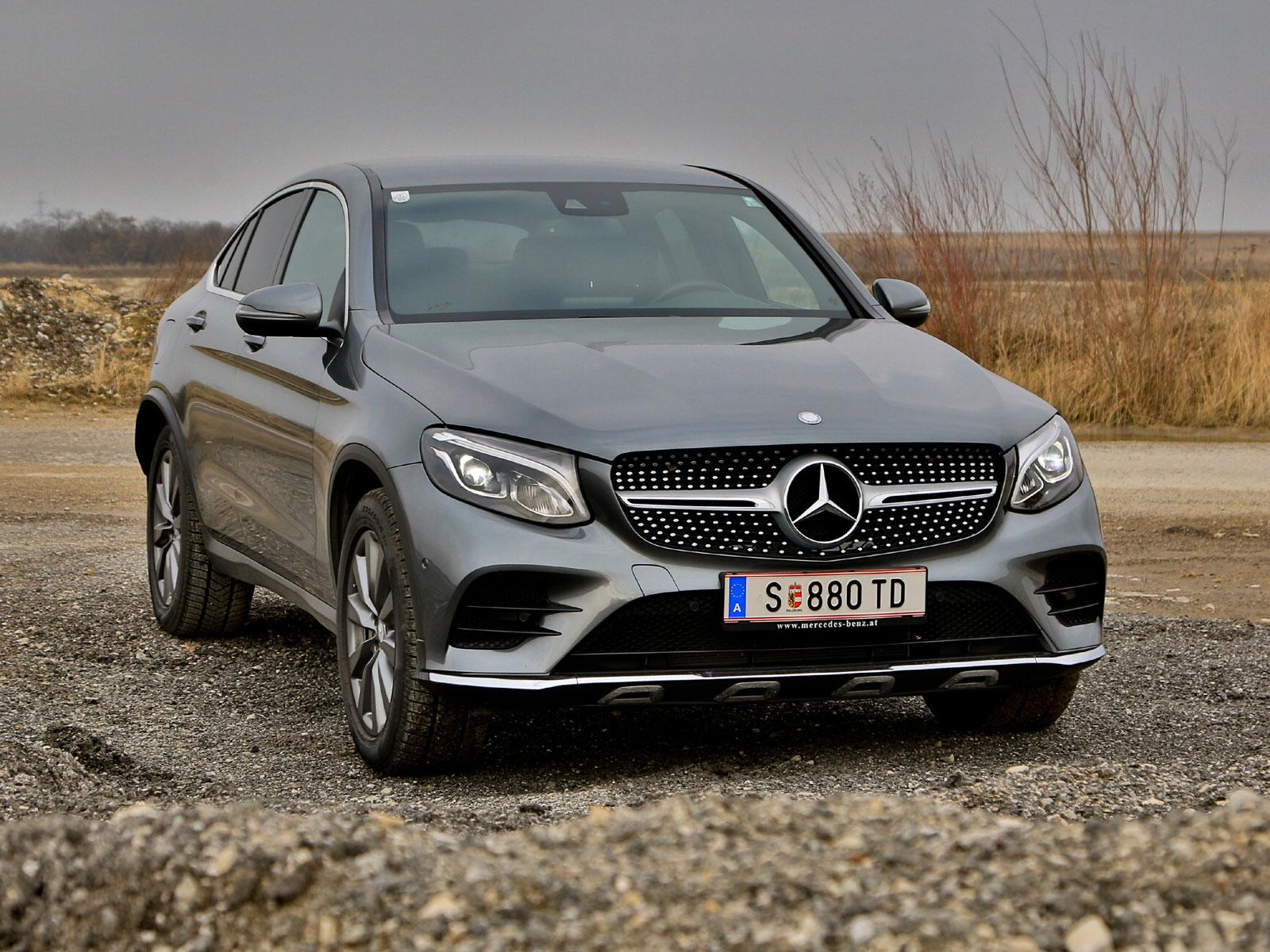 Mercedes Benz Antriebsart