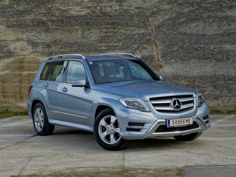 Testbericht Mercedes Glk  Cdi Matic