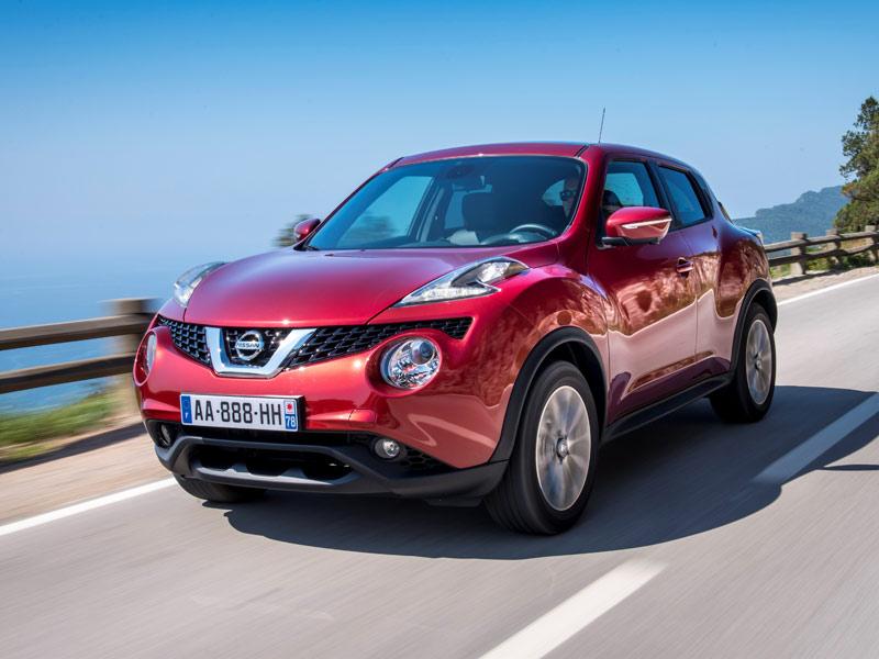 Nissan juke facelift fahrbericht for Nissan juke tempomat