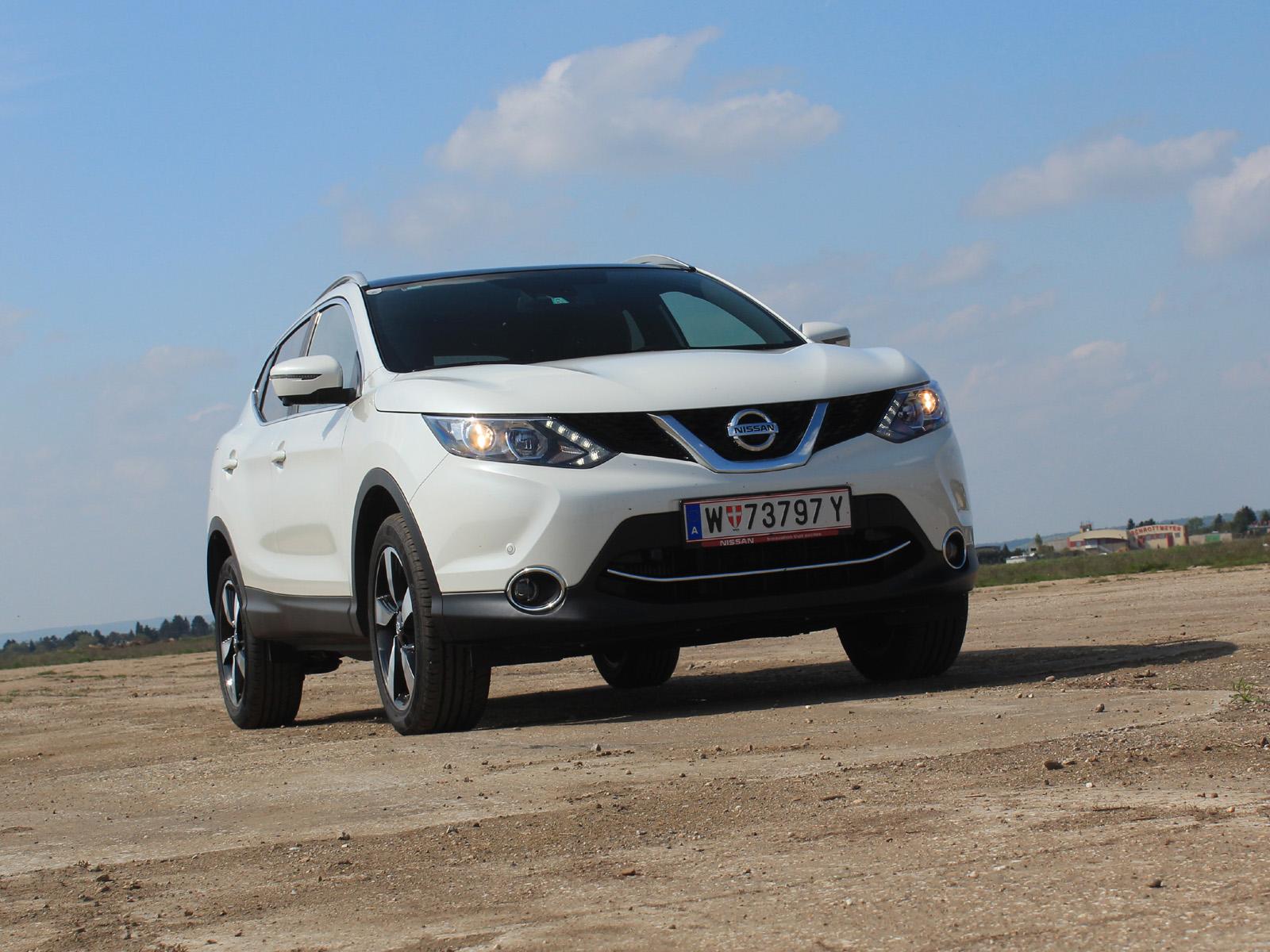 Nissan Qashqai N-Vision 1,6 dCi – Testbericht – AutoGuru.at