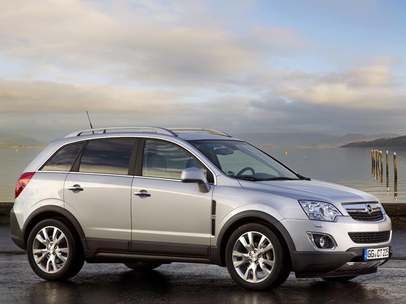 Новые фото обновленного Opel A…