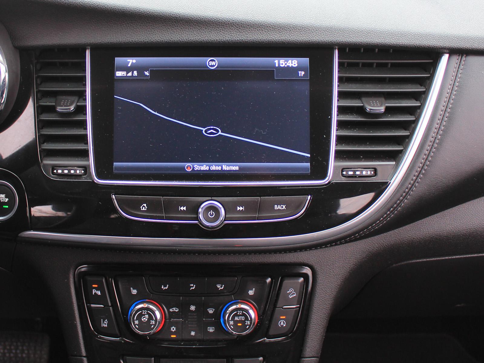 Opel mokka x innovation 1 4 turbo testbericht for Opel mokka x interieur