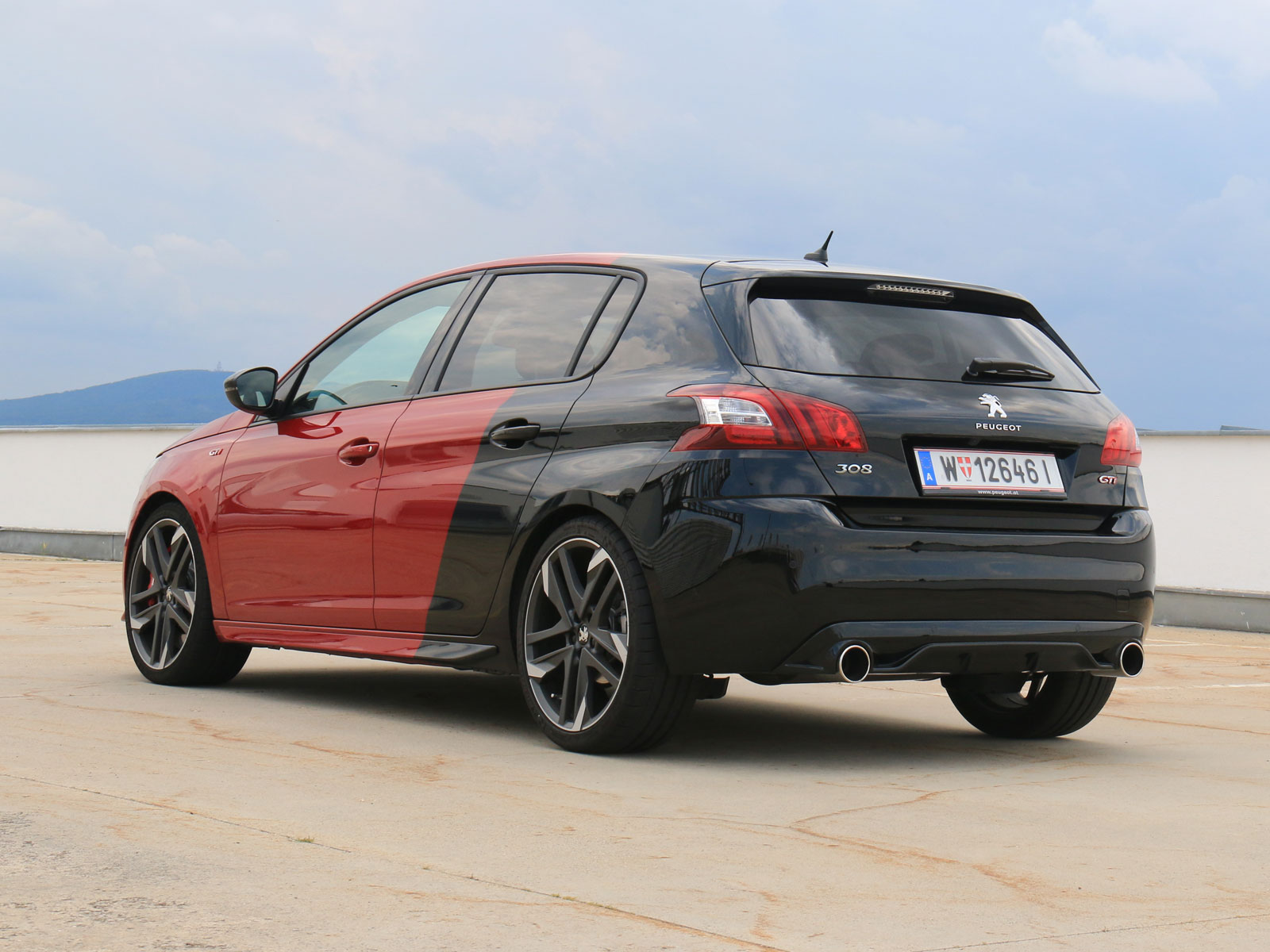 peugeot 308 gti testbericht. Black Bedroom Furniture Sets. Home Design Ideas
