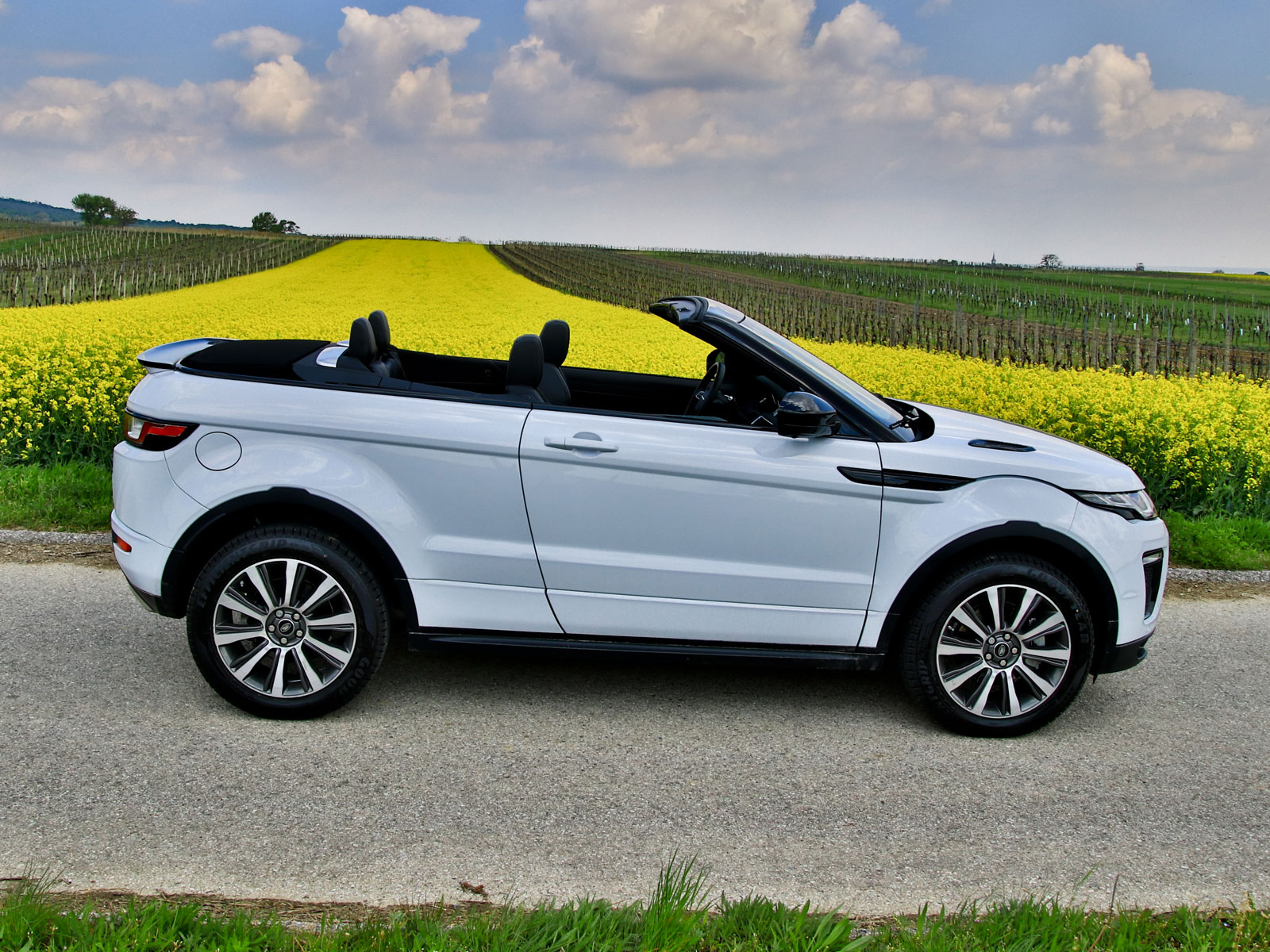 range rover evoque cabrio 2 0 td4 at hse dynamic. Black Bedroom Furniture Sets. Home Design Ideas