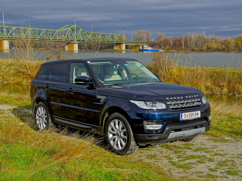 range rover sport 3 0 tdv6 hse testbericht. Black Bedroom Furniture Sets. Home Design Ideas