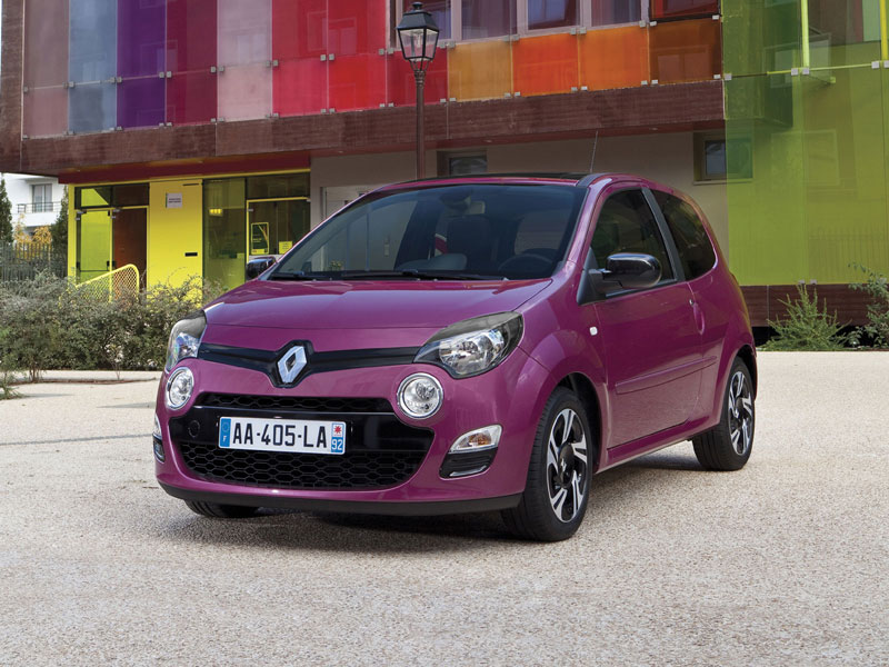 vorstellung renault twingo facelift. Black Bedroom Furniture Sets. Home Design Ideas