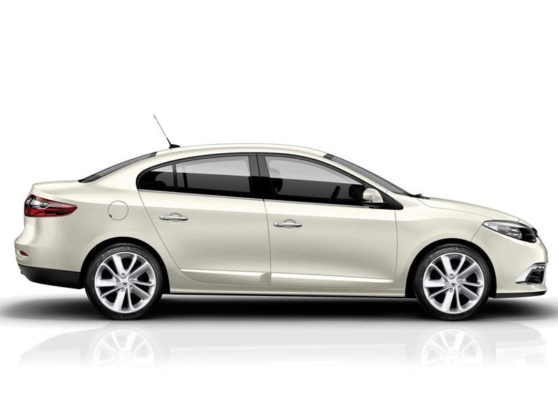 Обновленный Renault Fluence 2013…