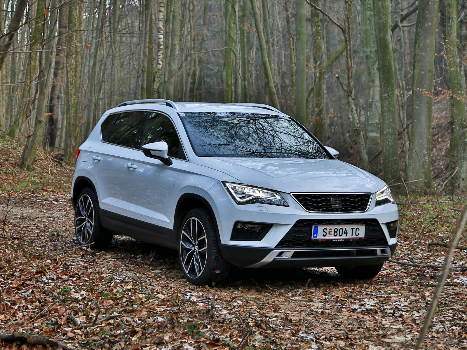 seat ateca xcellence 2 0 tdi dsg 4drive testbericht. Black Bedroom Furniture Sets. Home Design Ideas