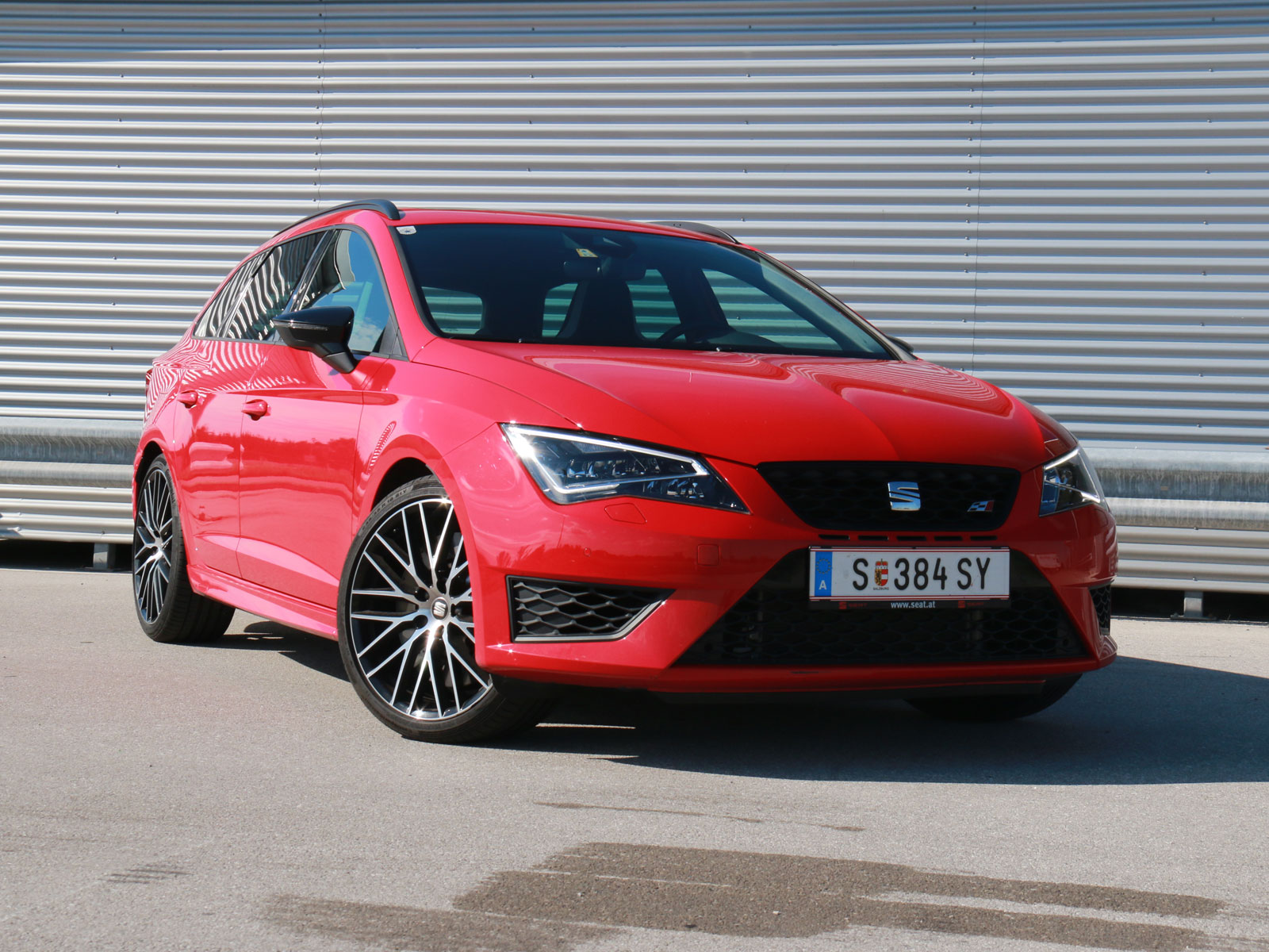seat leon st cupra 290 tsi dsg testbericht. Black Bedroom Furniture Sets. Home Design Ideas