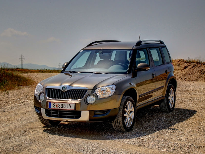 skoda yeti twenty ambition tsi dsg testbericht. Black Bedroom Furniture Sets. Home Design Ideas