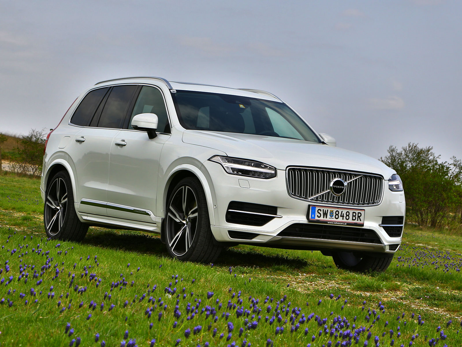 volvo xc90 t8 twin engine inscription testbericht. Black Bedroom Furniture Sets. Home Design Ideas