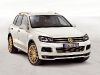 VW Touareg Gold Edtion Studie (c) VW