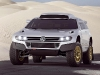 VW Race Touareg 3 Studie (c) VW