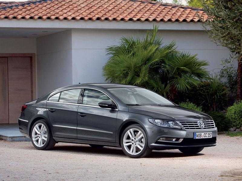 VW опубликовал новые фото и видео Pa…